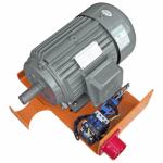 Привод электрический D.ZMU.E3 для универсальной затирочной машин