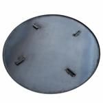 Затирочный диск d-945 мм для двух роторной машины